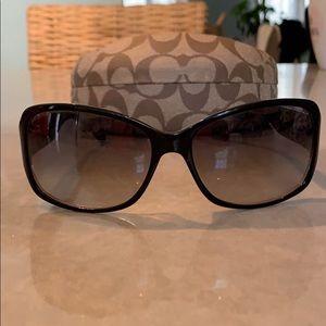Coach Peony Sunglasses